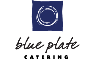 Blue plate catering menus wedding menus