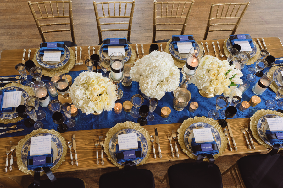 Tablescapes | Blue Plate Catering